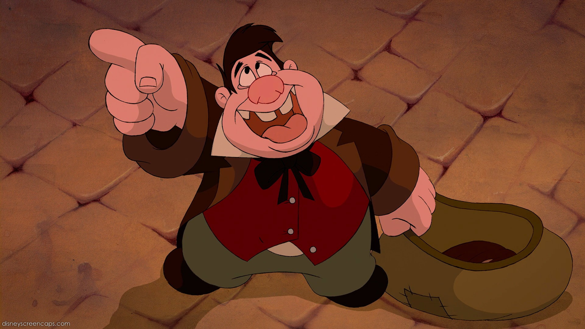 Le Fou from Beauty and the Beast, worthy of a Disney spinoff