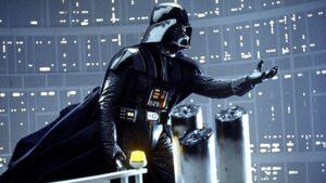 Darth Vader in Empire Strikes Back.