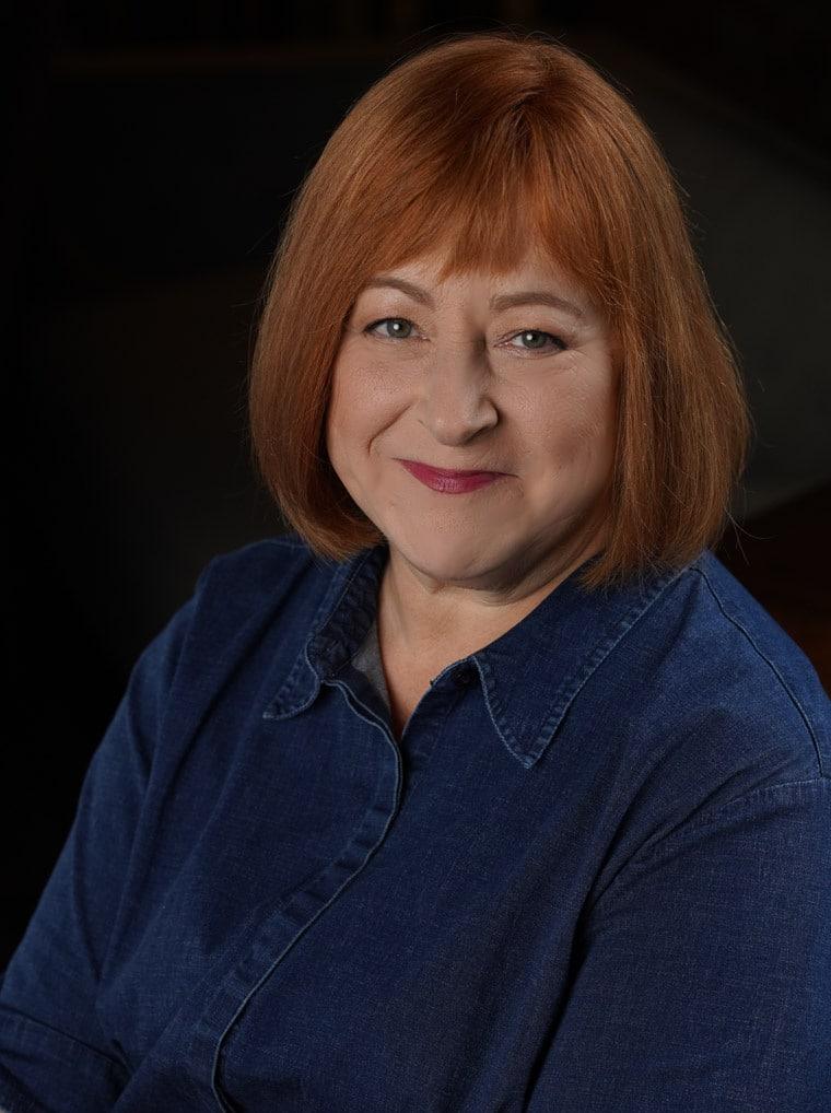 Lynee Ashe, the actor behind Polka-Dot Man's Mom