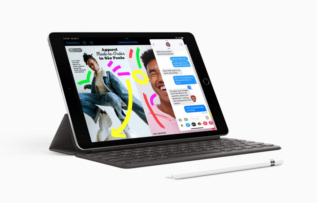 Apple's new entry-level iPad. (Apple)